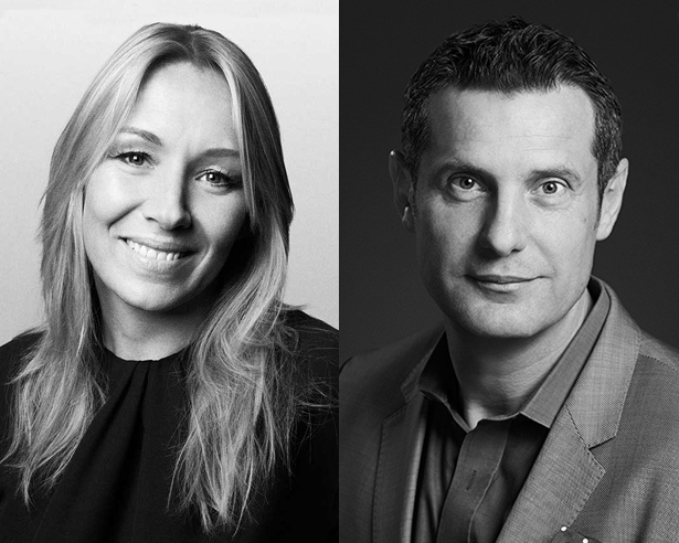 Julie Van Ongevalle and Philippe Warnery promoted at Estée Lauder