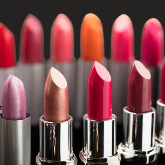 Evaluation of alkenones as a structuring agent for lipsticks