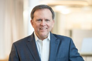 Portrait photo of Charlie Shaver, CEO of Nouryon