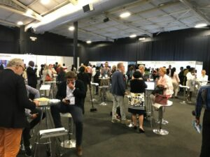 Picture from the shpw floor of the frst edition of HPCI South Africa