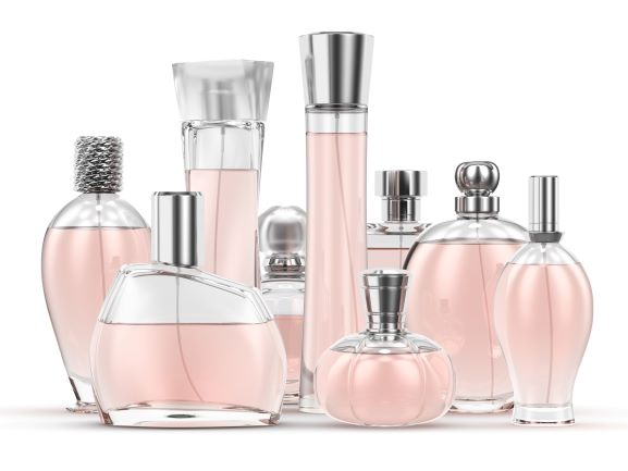 Creative perfume scent design with the help of artificial intelligence