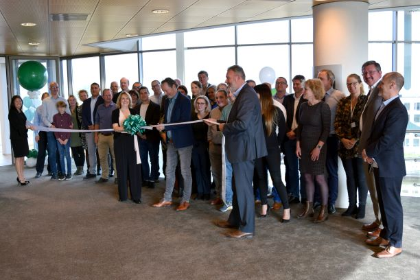Emerald Kalama Chemical opens office in Rotterdam