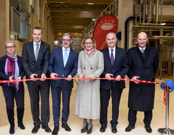 Argana opens second wheat starch plant