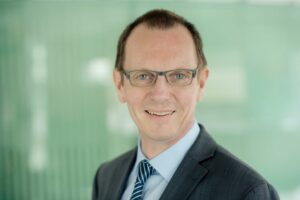 Portrait photo of Michael König, new member of supervisory board at Symrise AG