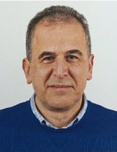 Portrait of George Daher the new member of the Board of Directors of the fragrance creators association
