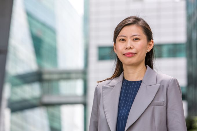 First female regional chief at Evonik in Singapore