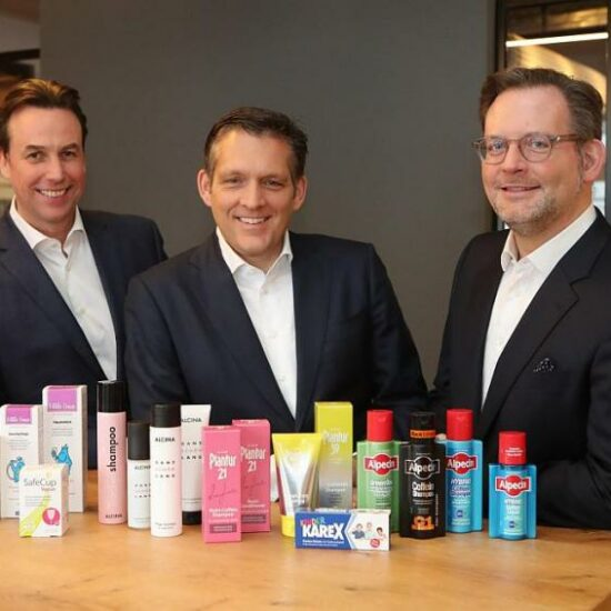 Cosmetics manufacturer Dr. Wolff defied the crisis