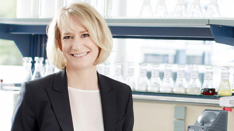 Dr. Gitta Neufang takes over as head of Beiersdorf R&D