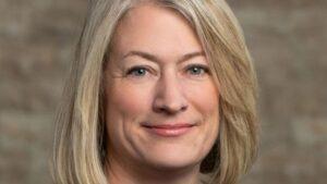 Portrait foto of Jamie Miller the new CFO of Cargill
