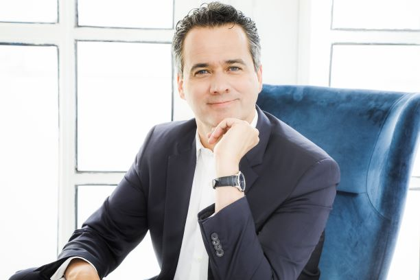 Foto of Vincent Warney, the new CEO of Beiersdorf AG